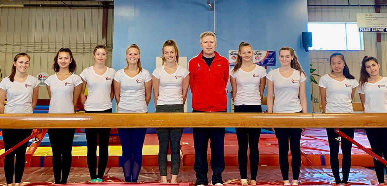coaches team photo